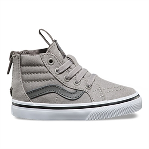 Toddlers Pop Check SK8-Hi Zip