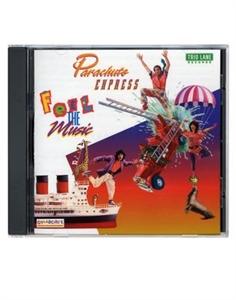 Parachute Express Feel the Music CD