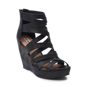 Womens Not Rated Celine Wedge