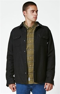 Nixon Corporal Wool Shacket