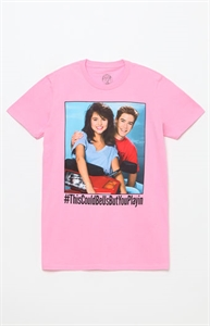 Saved By The Bell Zack & Kelly T-Shirt