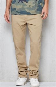 PacSun Slim Kelp Twill Stretch Jeans