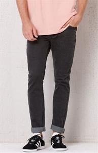PacSun Skinny 90s Wash Black Stretch Jeans