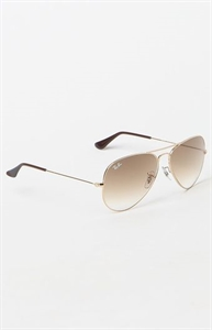 Ray-Ban Havana Aviator Sunglasses