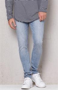 PacSun Stacked Skinny Brite Indigo Flex Stretch Jeans