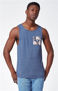 PacSun Oats Floral Pocket Tank Top