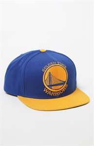 Mitchell & Ness Golden State Warriors Snapback Hat