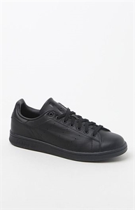 adidas Stan Smith Black Shoes