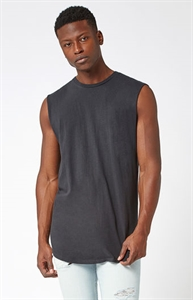 PacSun Nereides Extended Length Muscle Tank Top