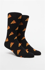 PacSun Pizza Party Crew Socks
