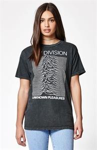 John Galt Joy Division Graphic T-Shirt