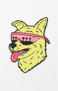 Valley Cruise Cool Pup Patch