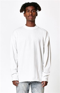 PacSun Nut Mock Neck Relaxed Long Sleeve T-Shirt