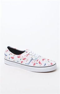 Vans Pool Vibes Authentic White Shoes
