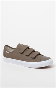 Vans Twill Prison Issue Brown Shoes