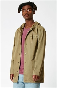 OBEY Overnight Stadium Parka Jacket