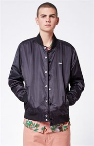 OBEY Tour City Bomber Jacket