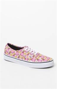 Vans x Nintendo Authentic Princess Peach Shoes