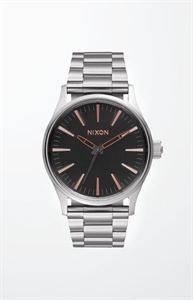 Nixon The Sentry 38 Stainless Steel Watch