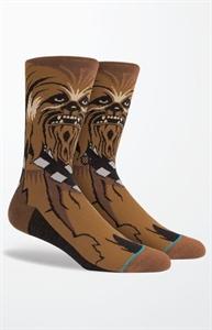 Stance x Disney Star Wars Chewie Crew Socks