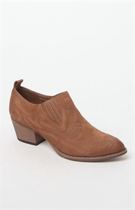 Dolce Vita Samson Embroiderd Ankle Boots