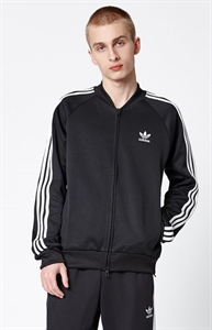 adidas Superstar Black & White Track Jacket