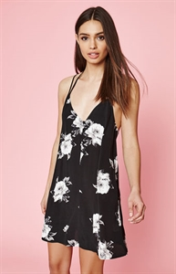 Kendall & Kylie Strappy Swing Dress