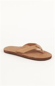 Rainbow Premier Single Layer Tan Sandals