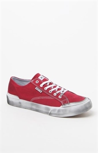 HUF Classic Lo Red Shoes