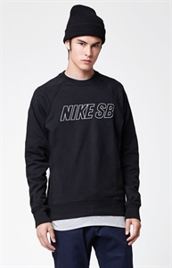 Nike SB Everett Reveal Crew Neck Sweatshirt