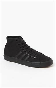 adidas Matchcourt Mid Remix Black Shoes