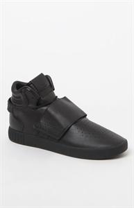 adidas Tubular Invader Strap Black Shoes