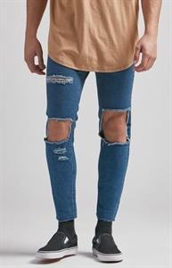 PacSun Skinniest Destroyed Flex Stretch Jeans