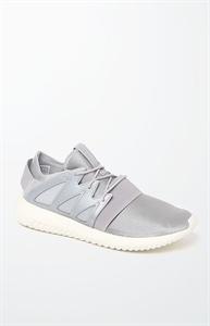 adidas Women's Metallic Tubular Viral  Sneakers