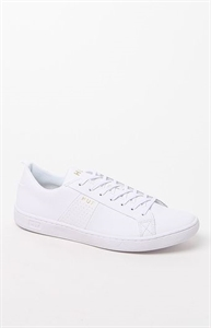 HUF Boyd Leather White Shoes