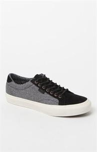 Vans Tanner Court Mid DX Black & White Shoes