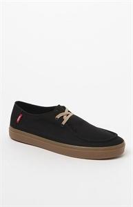 Vans Rata Vulc SF Black & Gum Shoes