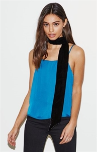 Kendall & Kylie Square Neck Cami Tank Top