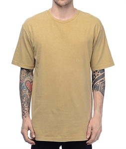 Ninth Hall Square Boxy Sand Wash T-Shirt