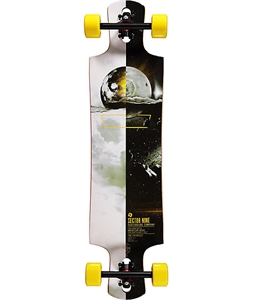 """Sector 9 Catapult 37.75"""" Drop-Through Longboard Complete"""