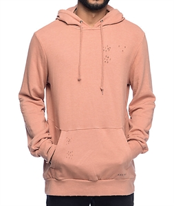 Ninth Hall Discover Dirty Blush Hoodie