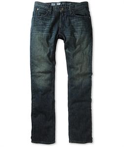 Free World Night Train Dirty Rinse Regular Fit Jeans