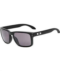Oakley Holbrook Matte Black & Warm Grey Glasses