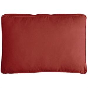 Large Modular Back Cushion in Calliope Spice