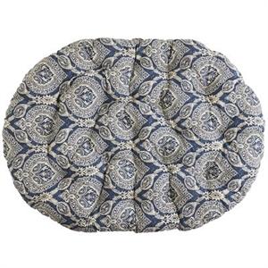 Keegan Indigo Double Papasan Cushion