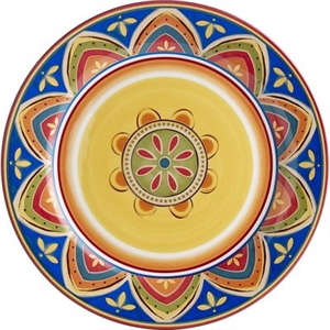 Mexicali Dinner Plate