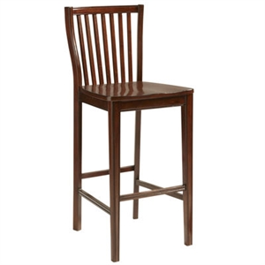 Tobacco Brown Bar Stool