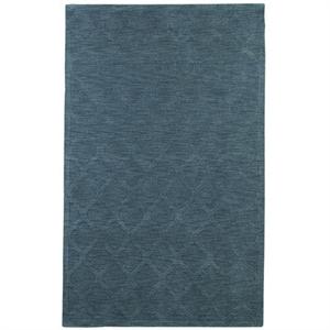 Moorish Tile Teal 6x9 Rug
