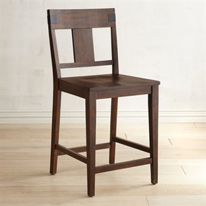 Eastwood Tobacco Brown Counter Stool