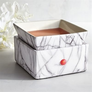 Marble Electric Oil Warmer